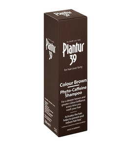 Plantur 39 Colour Brown PhytoCaffeine Shampoo 250ml