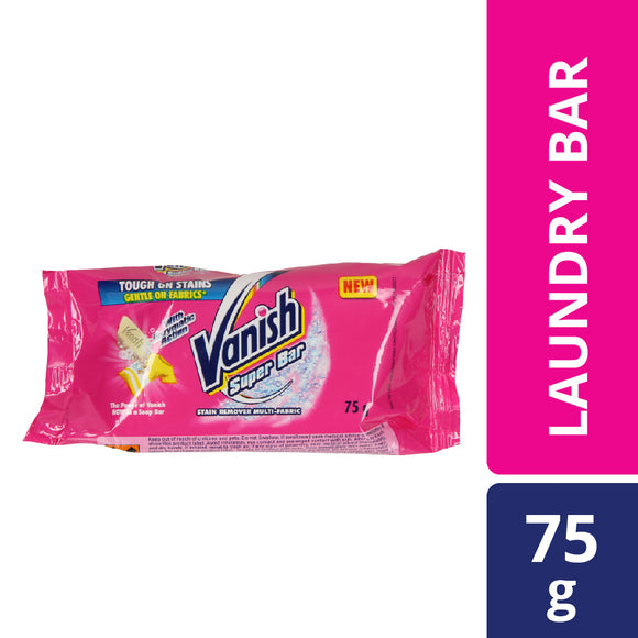 Vanish Sky Laundry Bar 650g