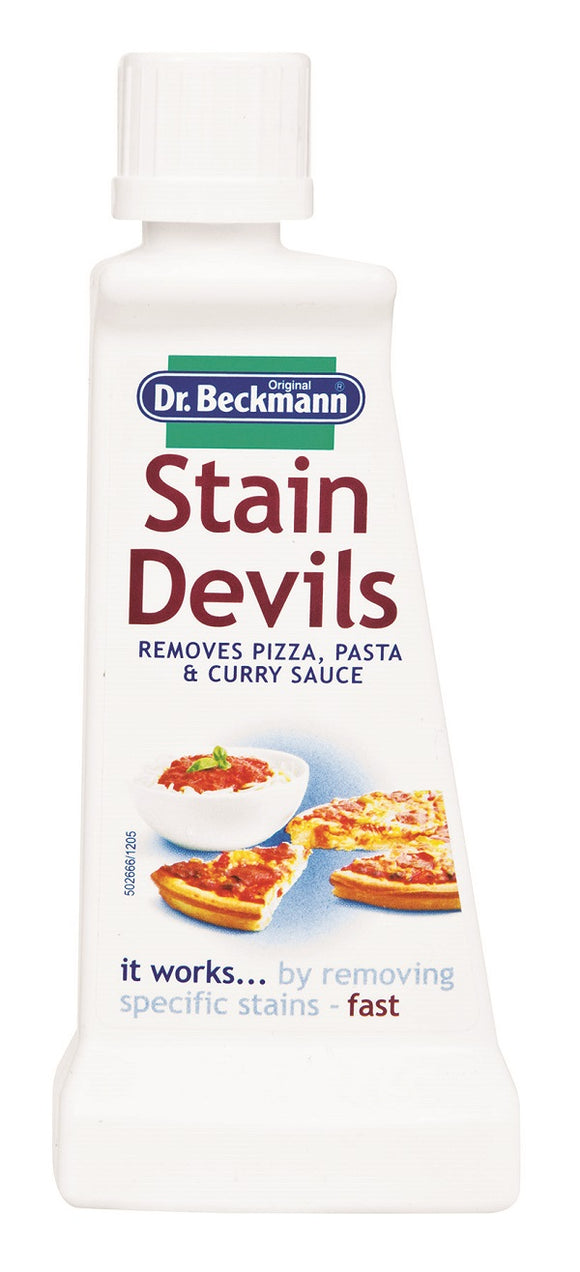 Dr Beckmann Stain Devils Pizza Pasta and Curry Sauce 50ml
