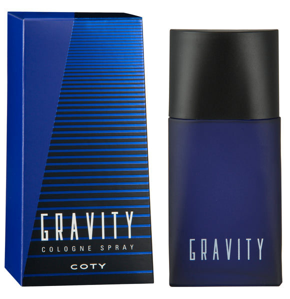 Coty Gravity Cologne Spray 100ml