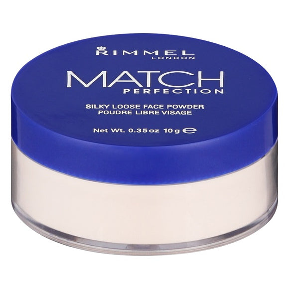 Rimmel Match Perfection Loose Powder Transparent