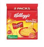 Kelloggs Chicken Noodles 70g (5 x 8) MultiPack