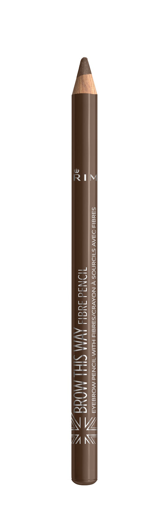 Rimmel Brow This Way Brow Pencil Fibre 002 Medium