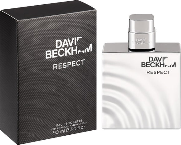 Beckham Respect Eau De Toilette Spray 90ml