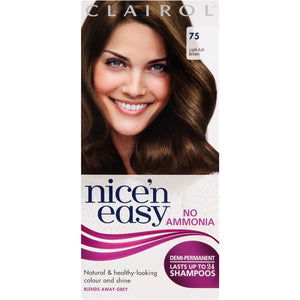 Nice and Easy Lasting Light Ash Brown 75