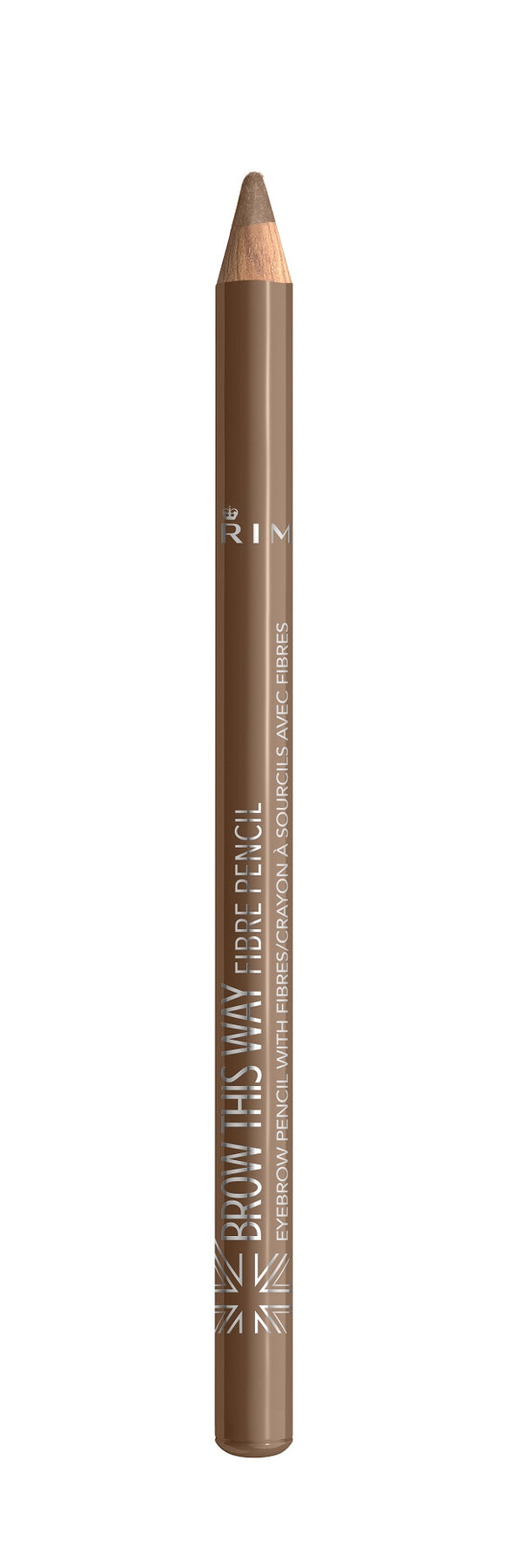 Rimmel Brow This Way Brow Pencil Fibre 001 Light