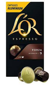 L OR Espresso Forza Intensity 9 Single