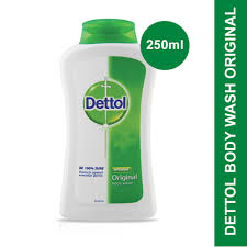 Dettol Shower Gel Original 250ml