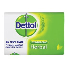 Dettol Soap Proskin Herbal 150g Case of 96