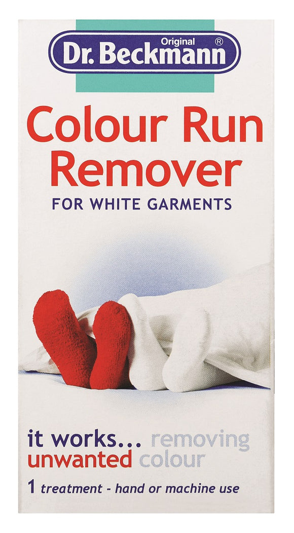 Dr Beckmann Colour Run Remover 75g