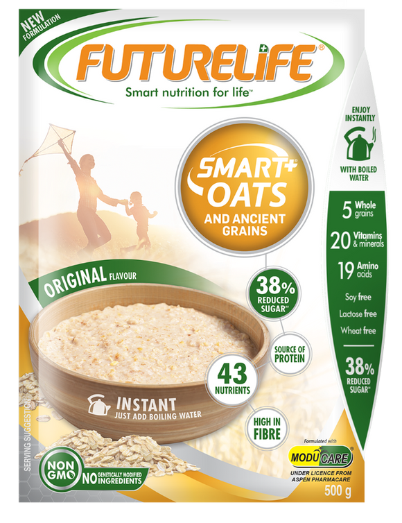 Futurelife Smart Oats and Ancient Grains Original 500g