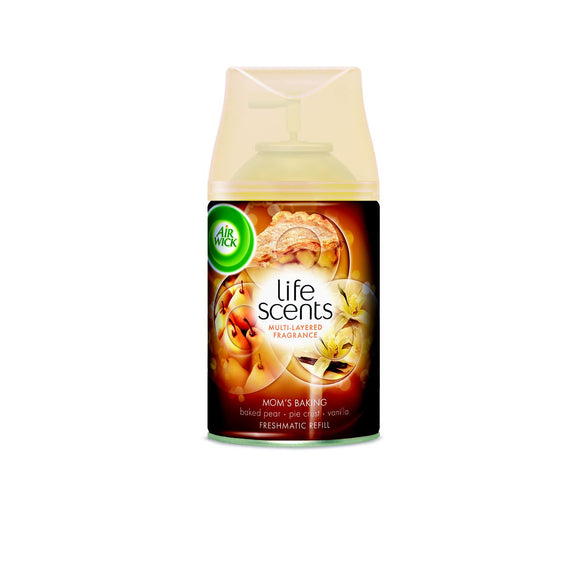 Airwick Freshmatic Life Scents Refill Moms Baking 250ml
