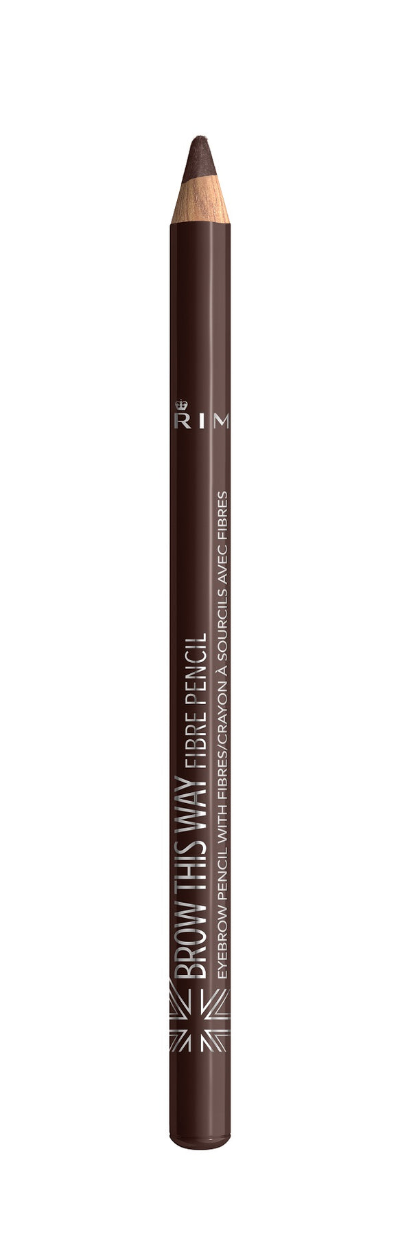 Rimmel Brow This Way Brow Pencil Fibre 003 Dark
