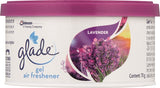 Glade Mini Gel Air Freshener Lavender 1 x 70g