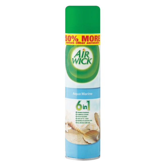 Airwick Air Freshener Aqua Marine 280ml