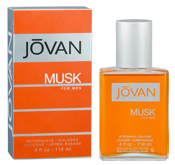 Coty Jovan Musk Cologne Spray 118ml