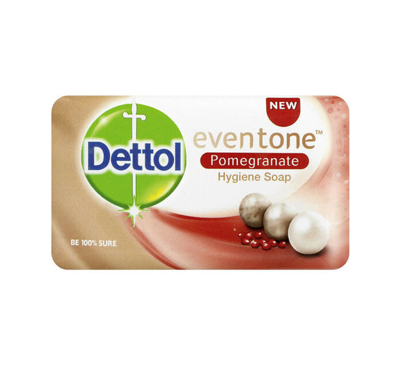 Dettol Soap Event Pomegranate 150g