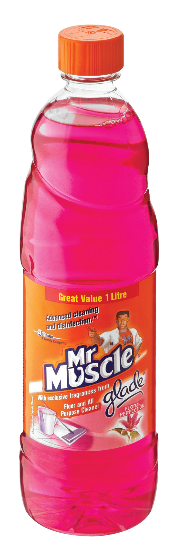 Mr Muscle Glade APC Floral Perfection 1 x 1000ml