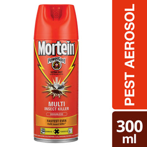 Mortein Ultra Aik Odourless Aerosol 300 ml Case of 12