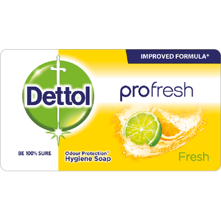Dettol Soap Fresh 90g Shrink