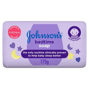 Johnsons Baby Baby Soap Bedtime 175g