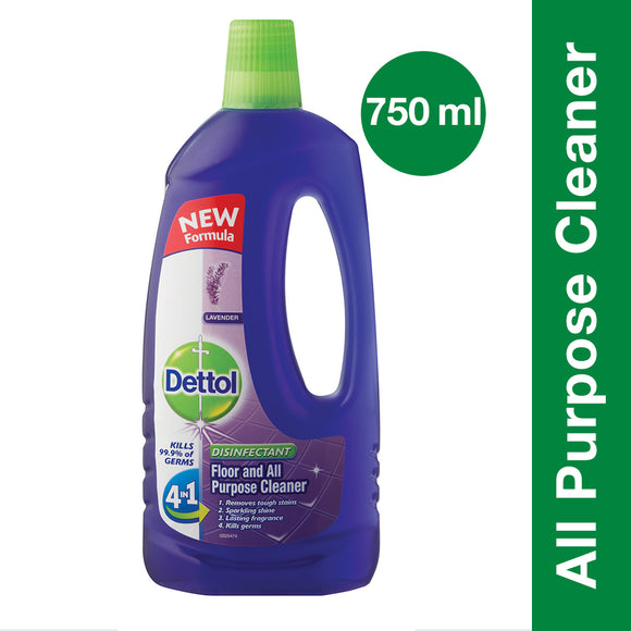 Dettol Hygiene All Purpose Cleaner Lavender 750ml
