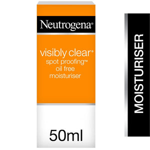 Visibly Clear Spot Proofing OilFree Moisturiser 50ml