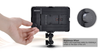 GiSTEQ Flashmate F-198C - 198 LEDs Photography / Videography High Output Adjustable Color Temp. Steady Lighting Solution