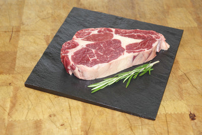 Ribeye steak Simmental