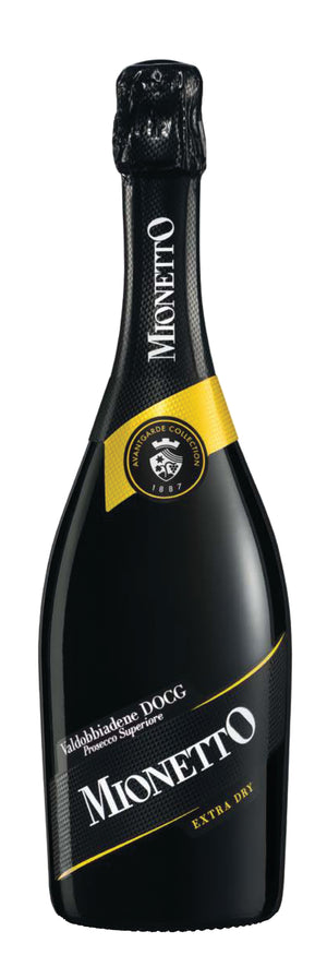 Valdobbiadene prosecco superiore d.o.c.g. extra dry avantgarde collection 750 ml - Mionetto - SoloProsecco