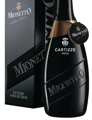 Valdobbiadene superiore di cartizze d.o.c.g. dry luxury collection 750 ml in astuccio - Mionetto - SoloProsecco