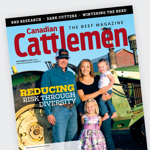 Canadian Cattlemen Subscription