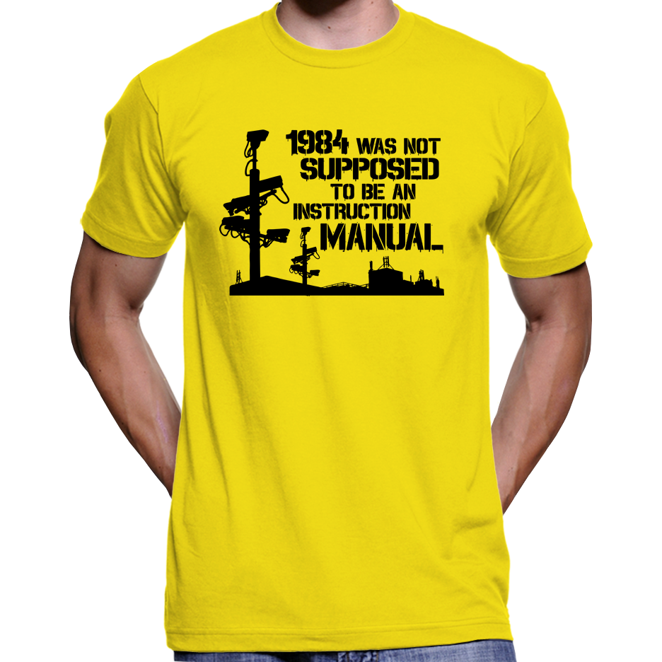 1891b9587 ... Array - 1984 was not supposed to be an instruction manual t shirt  hoodie rh cultureclashclothing ...