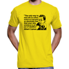 "Albert Camus ""The Only Way To Deal With An Unfree World"" Quote T-Shirt / Hoodie"