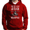 I Identify As An Attack Helicopter Hoodie