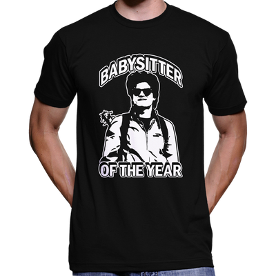 Stranger Things Steve Harrington Babysitter Of The Year T-Shirt / Hoodie