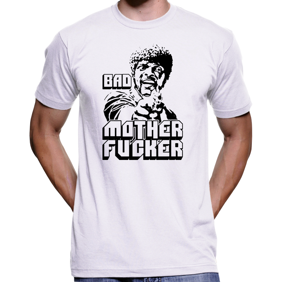 Pulp Fiction Bad Mother Fucker T-Shirt