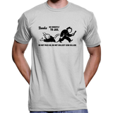 Banks Go Directly To Jail Monopoly Card Parody T-Shirt