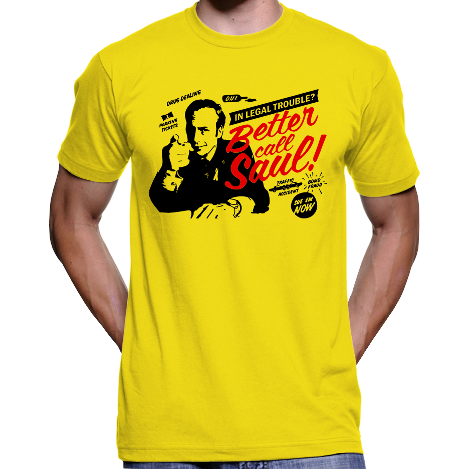 Better Call Saul Breaking Bad T-Shirt
