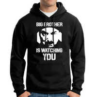 Big Brother Is Watching You T-Shirt / Hoodie (Nineteen Eighty Four)