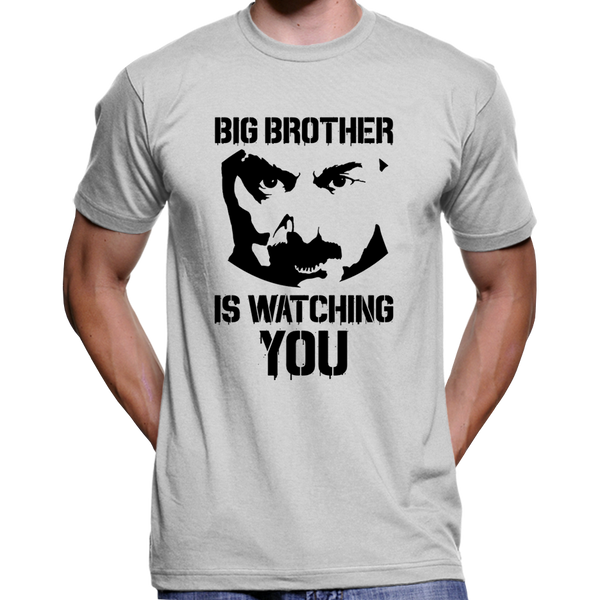 big brother isn t watching you Little brother is watching  it isn't some stern and monolithic big brother that we  have to reckon with as we go  even big brother himself was not so cold  with  nowhere to hide, you might as well perform, dispensing with.
