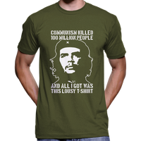 Anti Communist Che Guevara T-Shirt