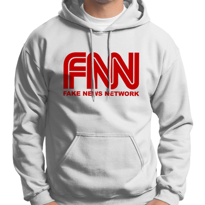 Fake News Network (CNN Parody) Hoodie