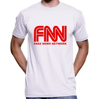 Fake News Network (CNN Parody) T-Shirt