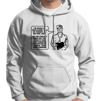 Feminism Is Cancer Hoodie