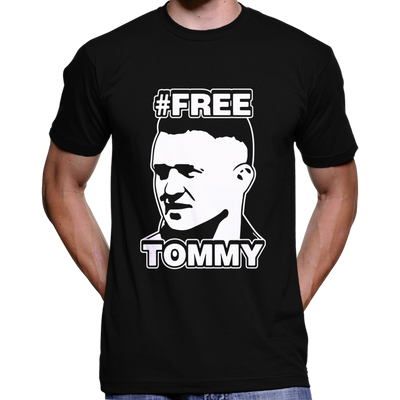 Free Tommy Robinson T-Shirt / Hoodie