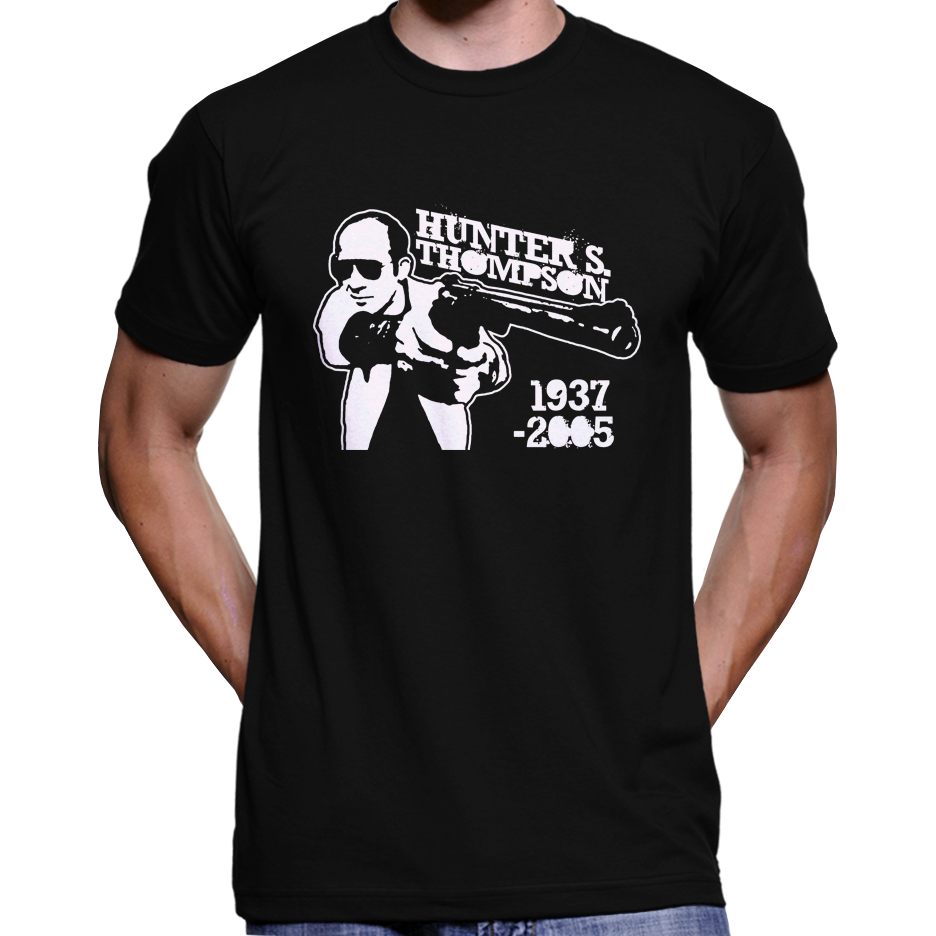 Hunter S. Thompson Gonzo Journalism T-Shirt / Hoodie