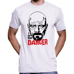 "Breaking Bad ""I Am The Danger"" T-Shirt (Heisenberg / Walter White)"