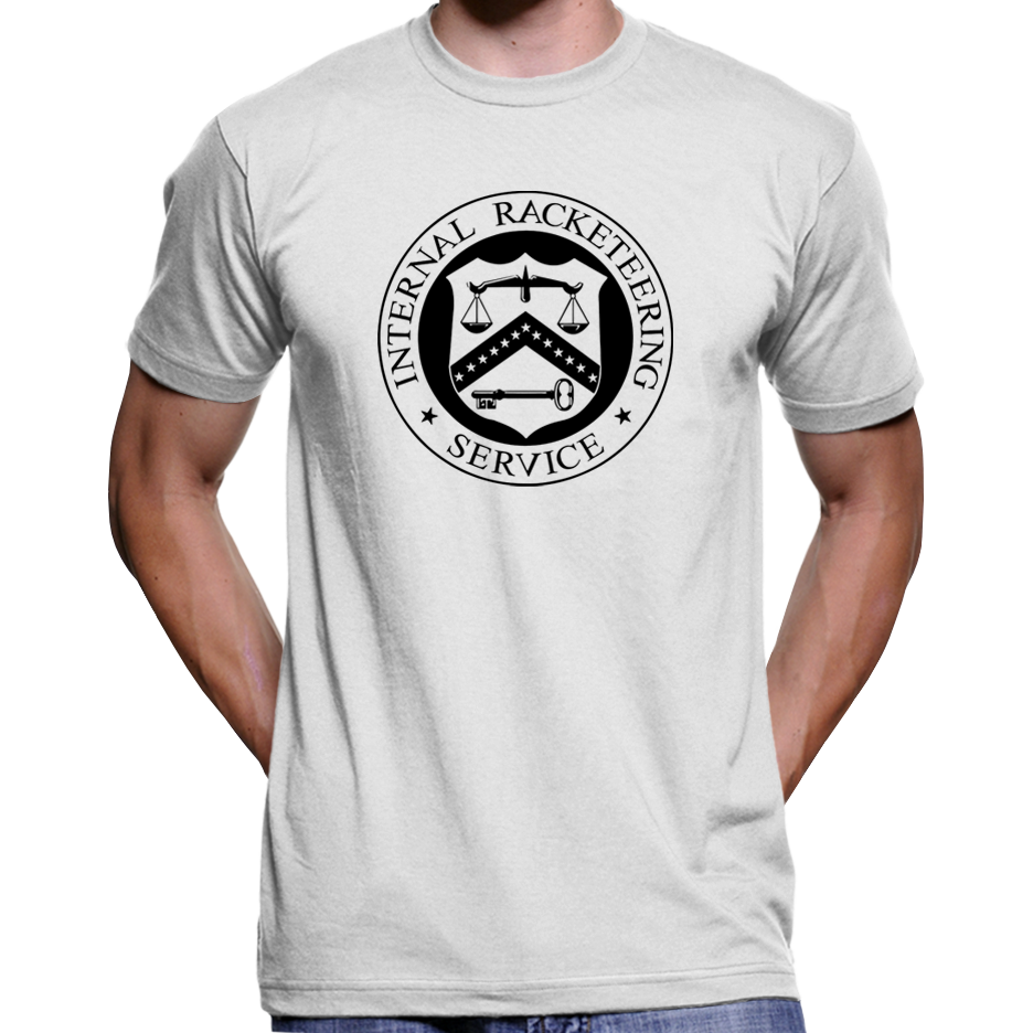Internal Racketeering Service T-Shirt