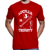 "The Walking Dead Negan ""Lucille Is Thirsty"" T-Shirt / Hoodie"